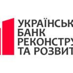 """logo АО """"Украинский банк реконструкции и развития"""""""