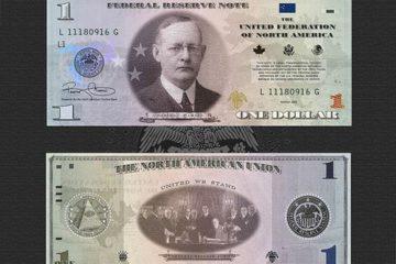 «Амеро» скоро похоронит доллар? Как выглядит новая валюта США