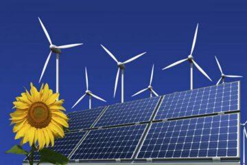 """К 2050 году количество """"зеленой"""" энергетики в Украине вырастет до 70%"""