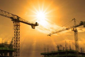 Производство строительной продукции за прошлый год возросло на 20%