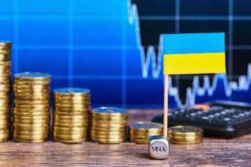 Госдолг Украины за год снизился с 60,9% до 50% ВВП