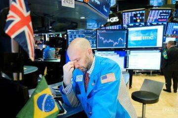 Фондовые рынки мира потеряли $ 3 трлн рыночной капитализации из-за коронавируса
