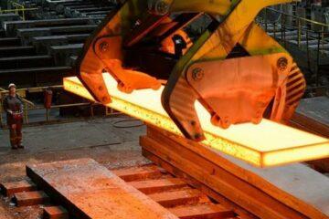 Україна зайняла 12 місце серед світових виробників сталі