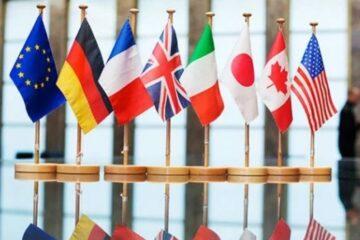 Министры финансов G7 оценили риски для мировых банков из-за коронавируса