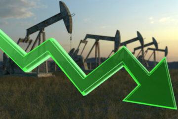 После рекордного роста цены на нефть рванули вниз: свежие цифры