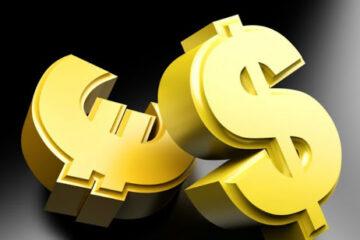 Открытие межбанка: доллар и евро дружно покатились вниз