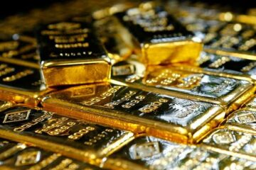 Любители рисковых активов обвалили стоимость золота: свежие данные