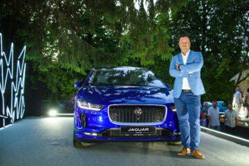 Андрій Ханін (Jaguar Land Rover): «Електрокари – це як iPhone в період кнопкових мобільників»