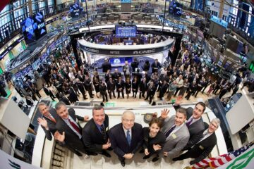 Рекордный рост занятости в США пробудил фондовые рынки: данные торгов