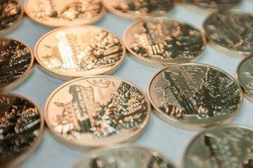 Топ-5 монет НБУ, на которых можно заработать
