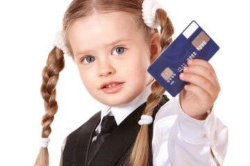 Банковские карты для детей: какую выбрать