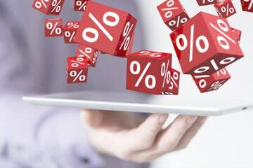 Потребительское кредитование сокращается: обзор ставок в сентябре