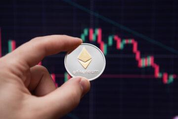 Новый рекорд: курс Ethereum приблизился к отметке $1700