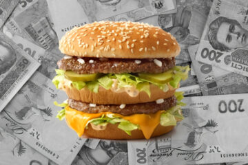 The Big Mac Index: сколько сегодня должен стоить доллар в Украине