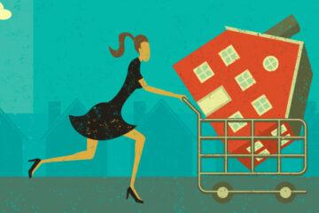«Доступная ипотека 7%»: украинцы взяли на покупку жилья более 520 млн гривен