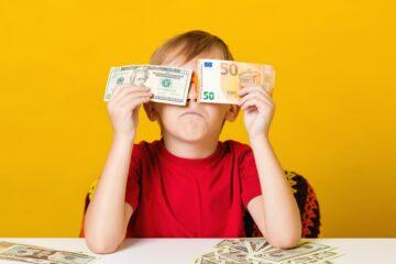 Маленькие деньги, большое доверие, здоровый выбор: умеют ли дети банкиров управлять своими финансами?