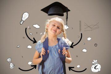 Книги, мультфільми та курси: де вчити дітей фінансової грамотності